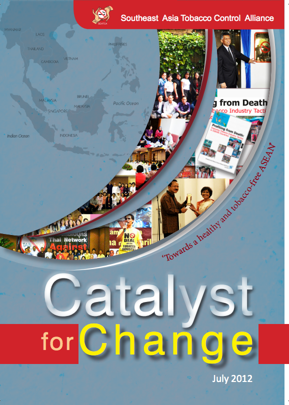 catalyst for change cover 2012