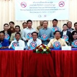 Lao PDR: 2nd Smoke-free Lao PDR Workshop: Moving Towards an Intensified Enforcement of the Smoke-free Law