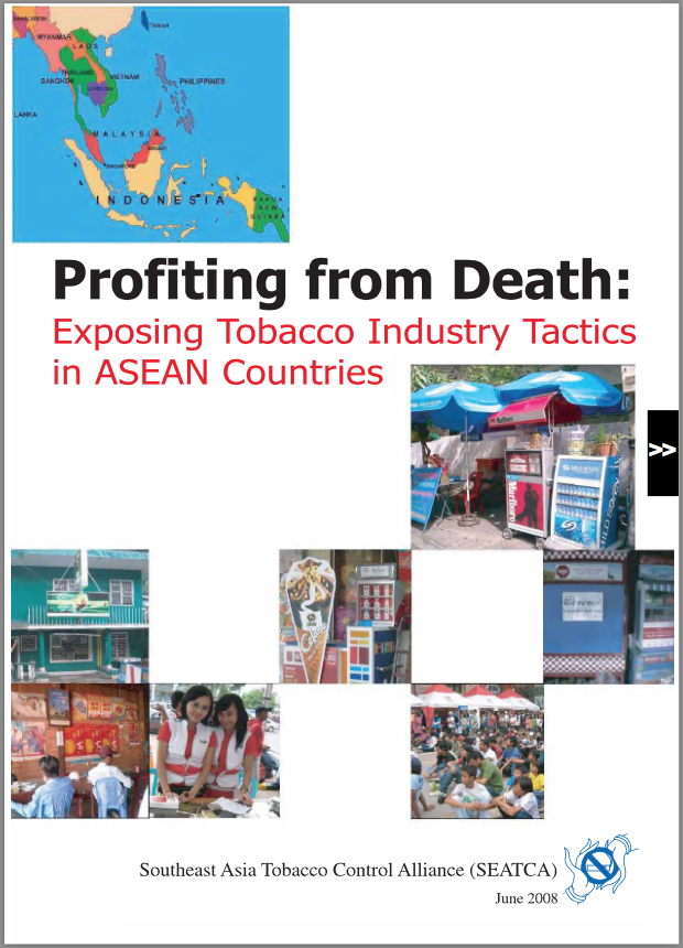 Profiting from death cover