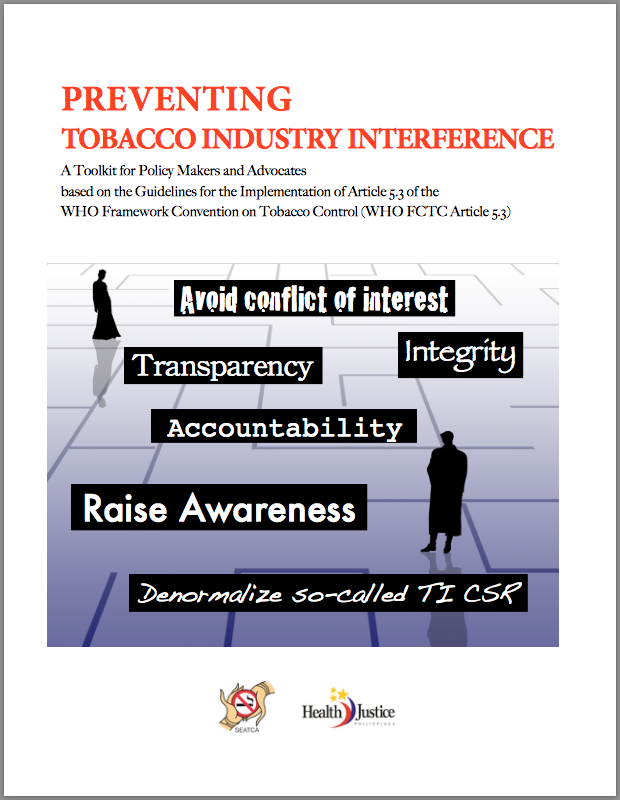 prevent TI interf cover