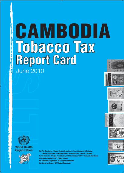 cambodia tax cover