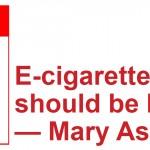 Cancer-causing formaldehyde in e-cigarettes
