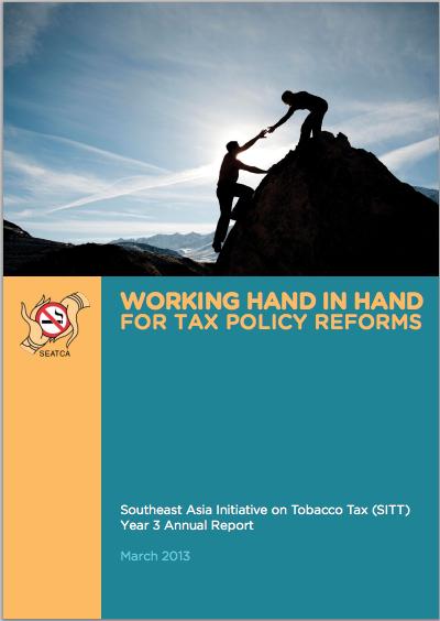tax annual 2013 cover