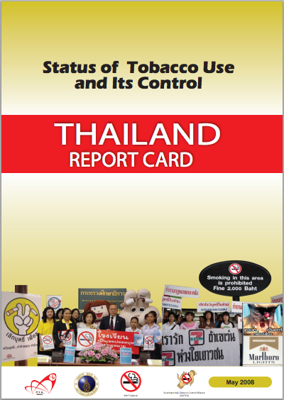 TH report 2008 cover