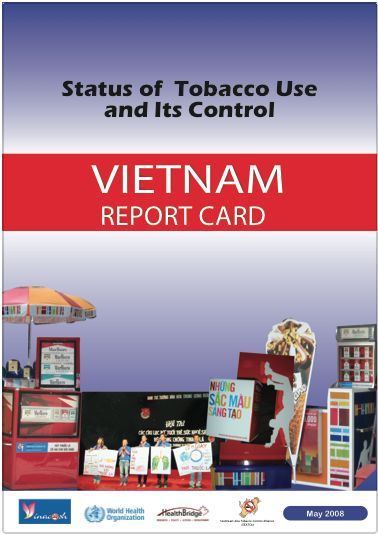 VN report card cover