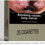 Australian government wins plain packaging case against Philip Morris Asia