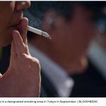 Japanese employers, establishments take steps toward curbing smoking ahead of 2020 Games