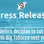 ILO defers decision to cut ties with Big Tobacco next year