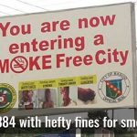 Philippines: Baguio slaps 1,384 with hefty fines for smoking