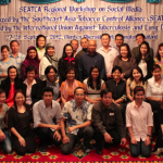 27-28 September: SEATCA Regional Workshop on Social Media