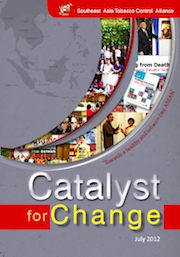 Cat for change 2012 cover