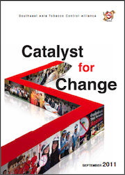 Catalyst for change 2012 cover