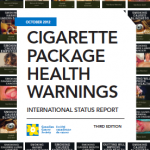"New ""Cigarette Package Health Warnings: International Status Report"""