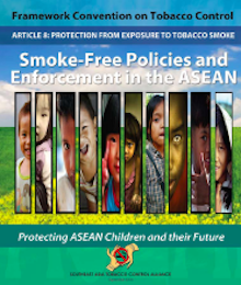 smoke free policy in ASEAN cover