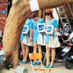 Cigarette girls: tobacco industry promotion tactics under the lens