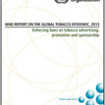 WHO Global Tobacco Control Report 2013 launched
