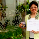SEATCA receives WHO Director-General's Special Recognition Award, World No Tobacco Day 2014