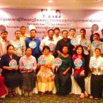 Cambodia Smoke-free Workshop