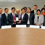 Study visit for Vietnam Tobacco Control Fund , 15-16 December, 2014