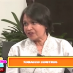 """SEATCA Senior Policy Advisor, Dr. Mary Assunta's, interview on """"Good Morning, Boss"""" show, PTV Channel 4, in the Philippines"""