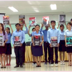 Cambodia: Youth Champion Importance of PHW as Public Health Measure