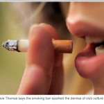 Councils told by ministers not to accept money from tobacco firms to clean up Britain's streets
