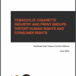 Tobacco Advertising, Promotion and Sponsorship