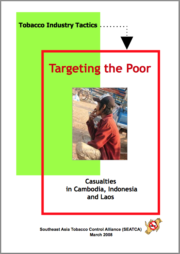 Targeting the poor cover