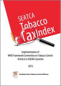 seatca tobacco tax index cover