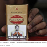 India delays implementation of bigger tobacco pack warnings