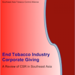 End Tobacco Industry Corporate Giving: A Review of CSR in Southeast Asia, 2015