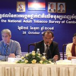 Number of smokers in Cambodia increased​ while ​smoking prevalence decreased says latest ​survey​