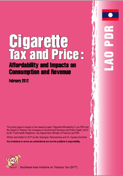 tax price lao cover