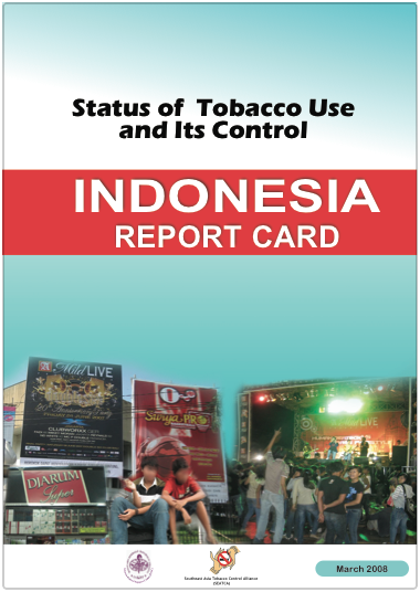 Ind report card cover