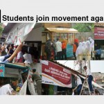 Students join movement against cigarette ads