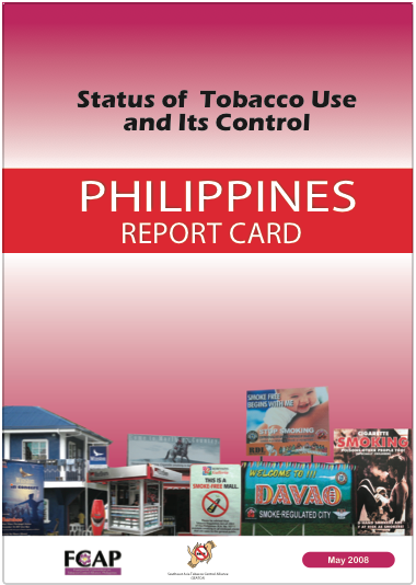 PH report card cover