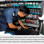 Cigarette prices to go up tomorrow, some as high as RM18 per pack