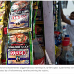 Bigger Warnings on Tobacco Products From Next Year, Rules Court