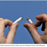 Stopping smoking is a win-win situation