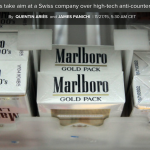 Big tobacco tries to put its stamp on new packaging