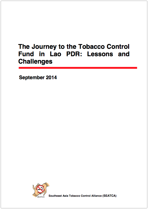 journey to tc fund in lao cover
