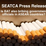 Is BAT also bribing government officials in ASEAN countries?