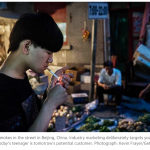 Big tobacco targets the young in poor countries – with deadly consequences