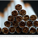 British American Tobacco accused of bribing government officials