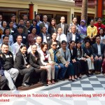 ASEAN civil societies, tobacco control advocates work together to establish stronger partnership against the tobacco industry