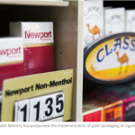 Health Ministry hits pause on plain tobacco packaging plan