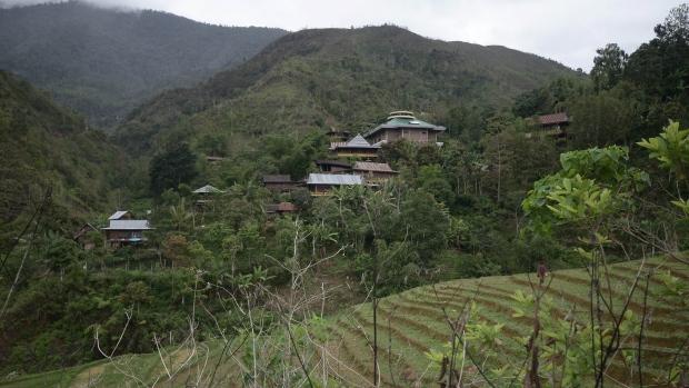 indo tiny village