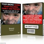 As cigarette packs all become the same, leading doctor reveals why standard packaging DOES save lives