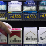 Korea: Graphic warnings to be put on upper part of cigarette packets from December