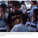 Myanmar: Tobacco giant accused of tricks to hook children